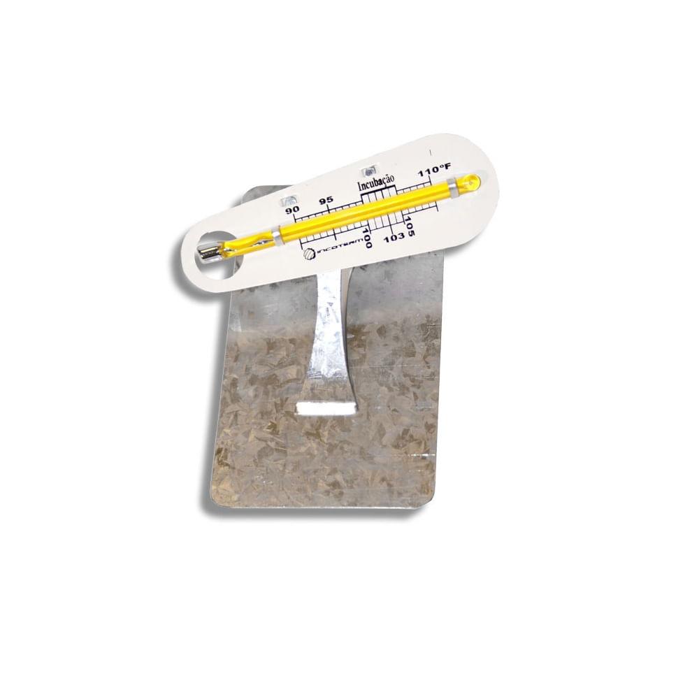 Termômetro Incubacao ( Chocadeira ) Escala Externa +90+110 x 1°F Incoterm 5200