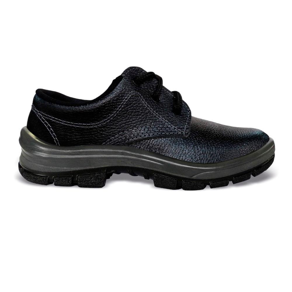 Sapato de Segurança com Cadarço com Bico Bidensidade Nº 38 Ref. PPP 31 Proteplus 270,0038