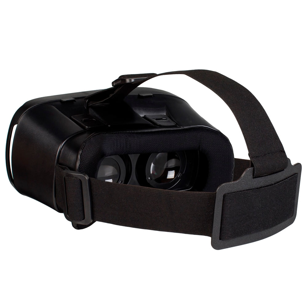Óculos VR 3D Realidade Virtual Android IOS Windows 2016 VR - BOX - 1288