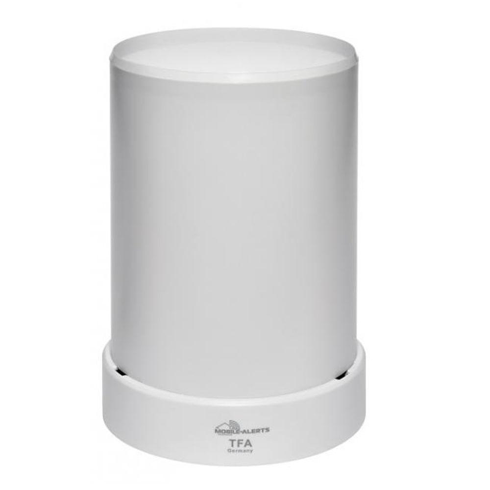 Pluviômetro Capacidade 0 a 300mm / h Alcance da Transmissão 100m para Operar com Gateway WeatherHub Incoterm 4765