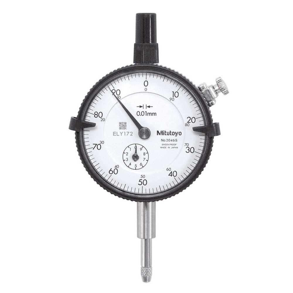f99bef7bffa Relógio Comparador 10mm 0