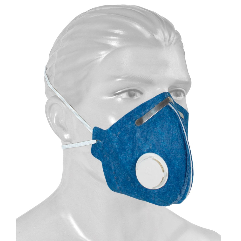 Máscara Respiratória Proteplus na Tecnoferramentas! - Tecnoferramentas 50b2eb546a