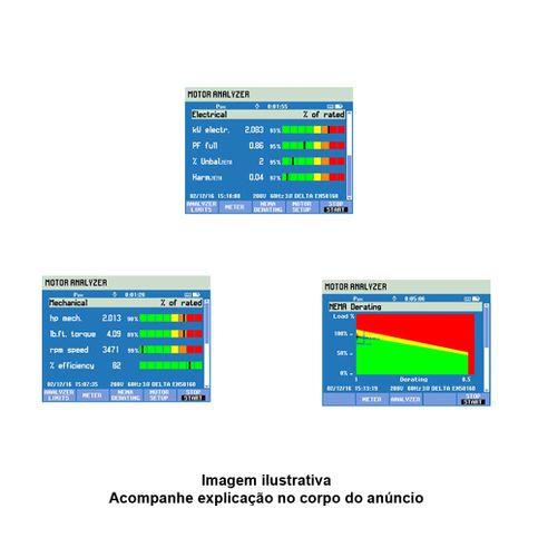 dfa34bb34f0 Analisador da Qualidade de Energia e de Motor Ref. 4779015 Fluke 438-II